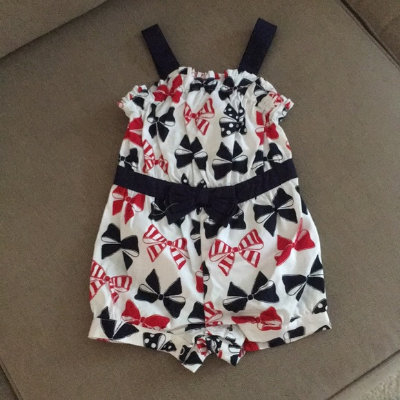 Gymboree Other - Brand New Patriotic 🇺🇸 Little Girls Romper